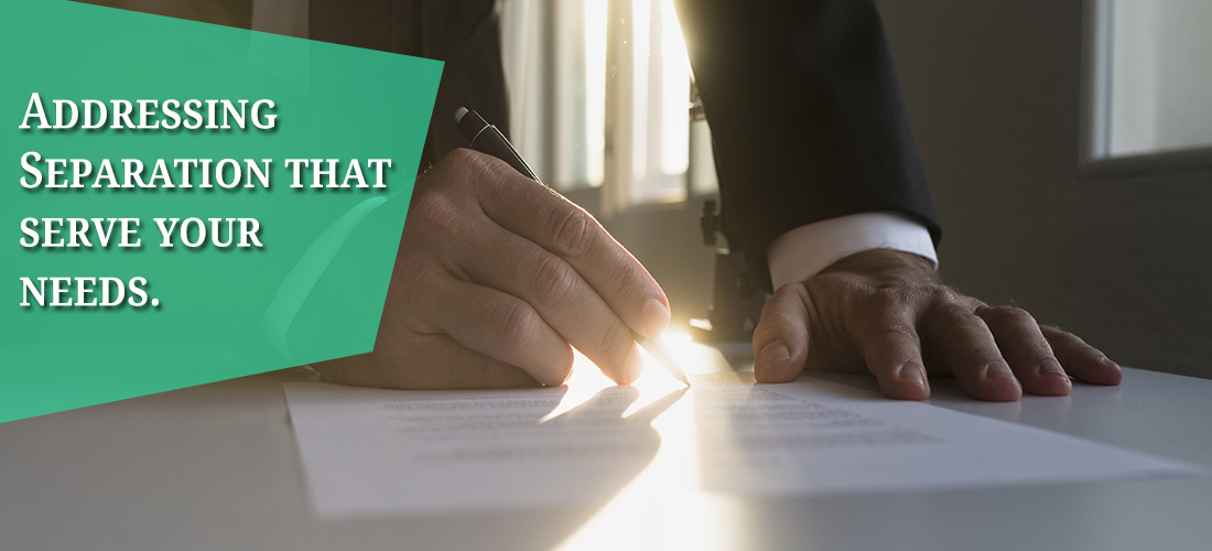 Separation Agreements Lawyer in Fort Myers